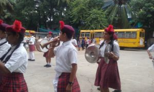 Inter School Band Competition 2017 – 2018